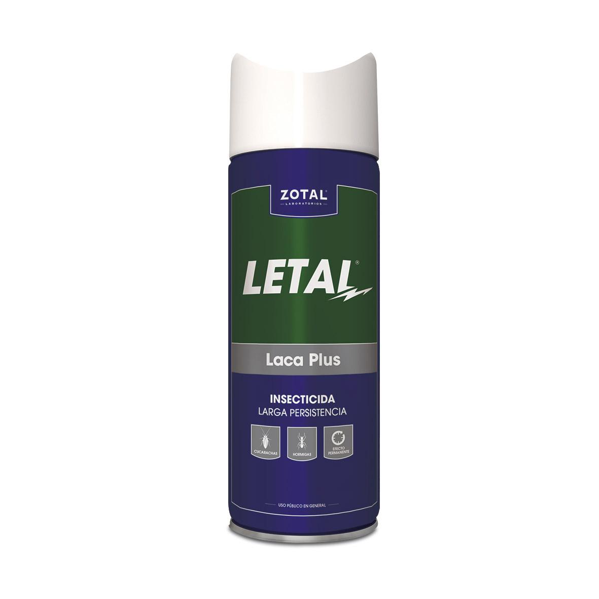 LETAL LACA AEROSOL 400 ML ((IN))