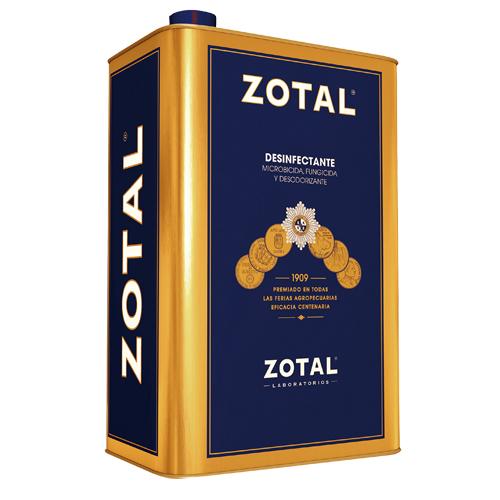 ZOTAL-G 1/4 KG