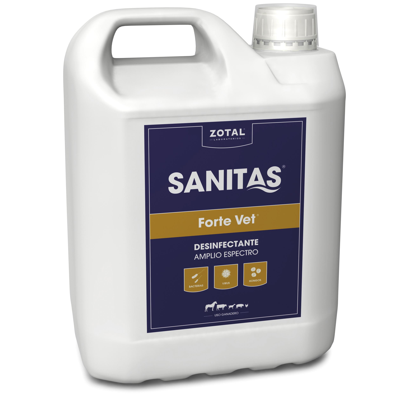 SANITAS FORTE VET 5L ((D))