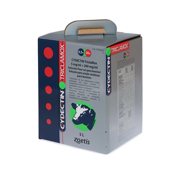 CYDECTIN TRICLAMOX POUR-ON 5 L